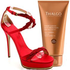 The lojathalgo.com and lojaluisonofre.com unite to make the most beautiful legs this summer ;)