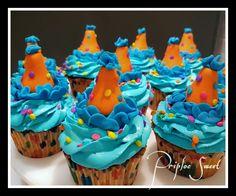 Cupcake twist circo