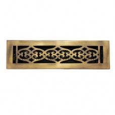 Nice If You Want To Decorate Your Home, You First Need To Decorate Walls At Your  Residence. Adonai Hardware Comes With An Array Of Flower Brass Wall Register  ...