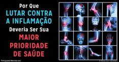 A inflamação crônica pode ser o resultado de um mau funcionamento do sistema imunológico; ela tem sua origem em uma dieta insalubre (inflamatória) e falta de exercício. http://portuguese.mercola.com/sites/articles/archive/2017/01/13/exercicio-dieta-inflamacao.aspx