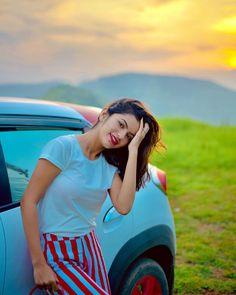 Beautiful Blonde Girl, Beautiful Girl Photo, Beautiful Girl Indian, Most Beautiful Indian Actress, Stylish Photo Pose, Stylish Girls Photos, Girl Pictures, Girl Photos, Cap Girl