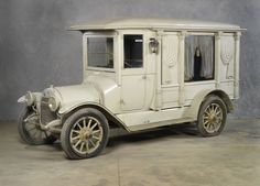 ◆1916 Buick Model D-4 3/4 Ton Truck With Hearse Body◆