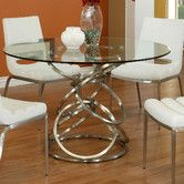 Found it at Wayfair - Roxanne Dining Table