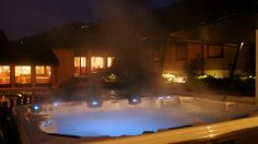 Outdoor Jacuzzi Jacuzzi Outdoor, Restaurant, Activities, The Originals, Decor, Decoration, Outdoor Tub, Decorating, Diner Restaurant