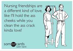 Nursing friendships are the best!