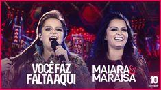 Maiara e Maraisa - Você Faz Falta Aqui  grupo Musica para Curtir. https://www.facebook.com/groups/Valtatu/