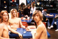 """Fast Times at Ridgemont High"" Eric Stoltz Sean Penn Anthony Edwards Trauma, Stoner Comedies, Thriller, Science Fiction, High School Movies, Eric Stoltz, Los Angeles Film Festival, Incredible Film, David Chang"