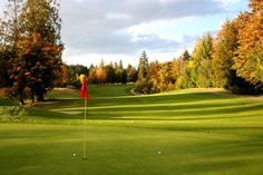 Cowichan Golf and Country Club - Duncan, BC. Vancouver Island Golf Trail - http://golfvancouverisland.ca