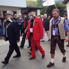 The World Beard & Moustache Championships, Leogang, Austria. What a scenic location!