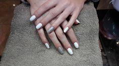 Gel polish negle lavet af en af vores dygtige elever hos nail4you