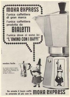 BIALETTI (moka express) 1963
