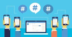Businesses and individuals using hashtags on social media have seen a 50-100% increase in engagement. The almighty hashtag can be a great way to organize content, create discussion and follow events. Yet many are not exactly sure how to use…