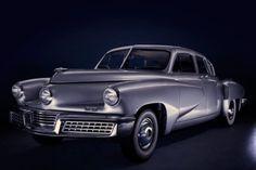 The Tucker Was the 1940s Car of the Future | History | Smithsonian