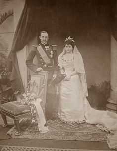 King Haakon and Queen Maud of Norway