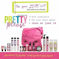 "Seeking 16 year olds and up for ""Pretty Please"" Posh!!"