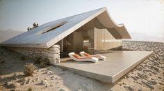 The Desert Villa, 2011 - Studio Aiko