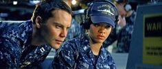 Petty Officer Cora 'Weps' Raikes - ASSOCIATED PRESS