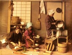 Japanese bucket makers