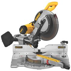 Shop DEWALT  12-in 15-Amp Double Bevel Sliding Compound Miter Saw at Lowe's Canada. Find our selection of mitre saws at the lowest price guaranteed with price match + 10% off.