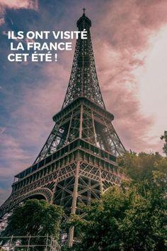 France, Blog Voyage, Tower, Building, Travel, Wayfarer, Daughter, Ink, Rook
