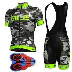 comprar 2018 ALE Ciclismo Jersey DE LA BICI BiB ropa ciclismo hombre verano  rápido seco MTB. Bicycle ClothingCycling ... 4a1c803f5