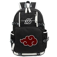 YOYOSHome Anime Naruto Cosplay Bookbag Messenger Bag Back...
