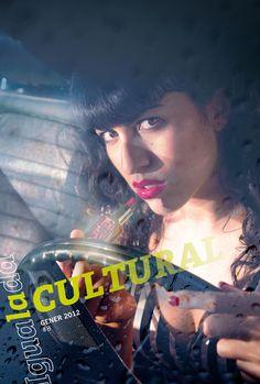 portada revista de cultura, Gener 2012 #8