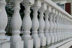 White, Wood, Architecture