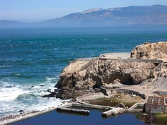 Sutro Baths Ruins and Cave, where you can venture into the past. | 11 Places That Prove San Francisco Is The Quirkiest