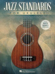 Jazz Standards for Ukulele - Ukecosas
