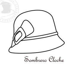 Sombrero Cloche by Sombrerería Albiñana