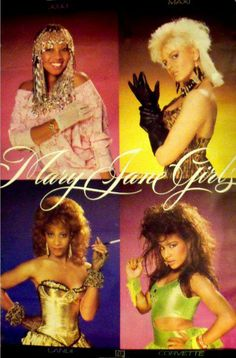 mary jane girls | ... .Com- The Official Website of MJG formerly Mary Jane Girls | Page 1