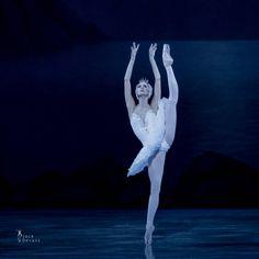 Alina Somova as Odette #ballerina #swanlake