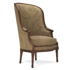 Victoria Falls Louis XVI Chair - Chairs / Ottomans - Furniture - Products - Ralph Lauren Home - RalphLaurenHome.com