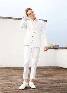 Tailoring-メンズ-LOOKBOOK   ZARA 日本
