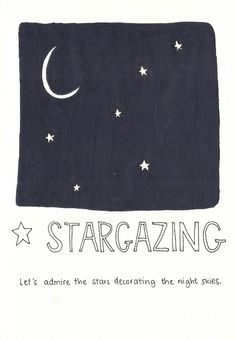 one of my fav. things to do...