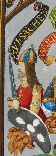 D. Rodrigo Sanches (c. 1200-1246), bastard son of King Sancho I of Portugal.