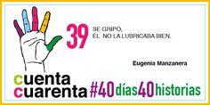 #40días40historias