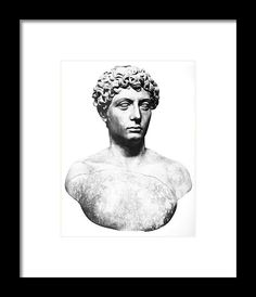 Antiques Other Antique Decorative Arts Late 18th Century Bust Of Galen Of Pergamon In Short Supply
