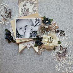 Little+One+*C'est+Magnifique+Kit+Club* - Scrapbook.com