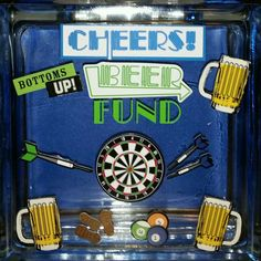 Beer Fund Glass Bank