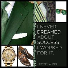 ‪#‎MOTIVATIONALMONDAY‬ Be your own pot of gold. Remember, luck is when preparation meets opportunity. Preparation requires work.#MensWear #CustomSuits #Dapper #MensFashionReview #BuccoCouture  #BuccoBoutique #MyBucco  #BuccoUs #BuccoCoutureMobile #MensFashion #MensStyle #MensDesigner  #TailorMade #SuitUp #Stylist #TheGentlemensHaberdashery don't forget to like us on pinterest and twitter @buccocoture and Facebook at Bucco Couture Mobile