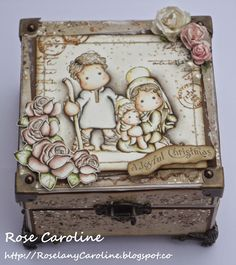 me and my craft corner : Holy Christmas Box