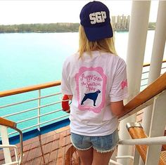 Preppy Style the Southern Way and SGP letter baseball cap hat. Shop at southerngirlprep.com❤️ #sgpsummeradventures