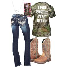 Country Girl Style #10 // adorable ❤️
