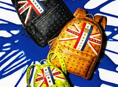 MCM London Olympics Backpack Collection