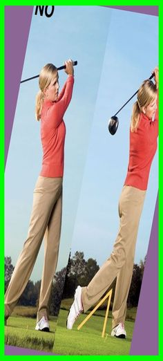 Top 10 Power Tips for Women - Golf Digest | Golf Tips | Golf Chipping Drills | Golf Pitching Tips | Which Wedge To Chip With. Cracking around the green is simpler if you understand how to change your position, clubface ... #trickshots #golfswing #Golf Golf Swing Training Aids, Golf Training, Ladies Golf, Women Golf, Golf Chipping Tips, Golf Putting Tips, Golf Channel, Perfect Golf, New Golf