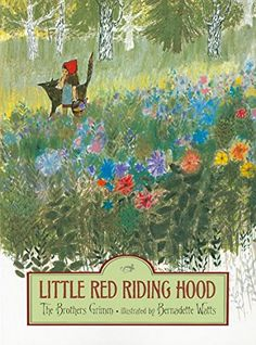 Little Red Riding Hood by Brothers Grimm http://www.amazon.com/dp/0735840083/ref=cm_sw_r_pi_dp_5YC1vb1MA3QYN