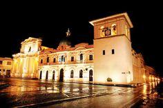 Popayán y Mompox, un legado religioso que prevalece en el tiempo. Cali, Cities, Walled City, Classical Architecture, The Good Place, Mansions, House Styles, Travel, Monuments