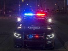 Presenting the 2015 Dodge Charger Pursuit Cop Car